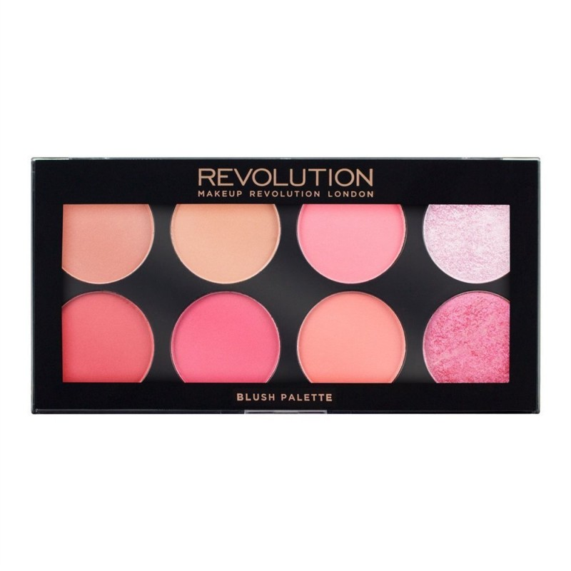 93 Best Pink Palette Images On Pinterest: Revolution Makeup Blush & Contour Palette Sugar And Spice