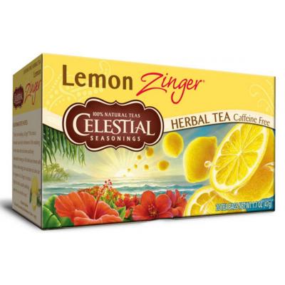 Celestial Lemon Zinger 20 sachets