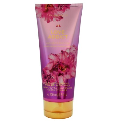 Image of   Victorias Secret Love Addict Hand & Body Cream 200 ml