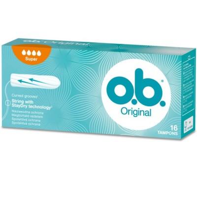 O.B. Pro Comfort Super 16 kpl
