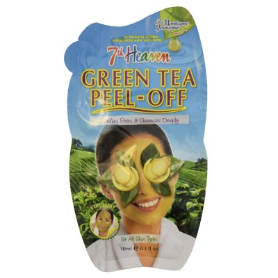 Montagne Jeunesse Peel Off Mask Green Tea 1 stk