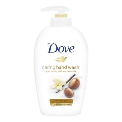 Dove Cream Wash Shea Butter with Warm Vanilla 250 ml