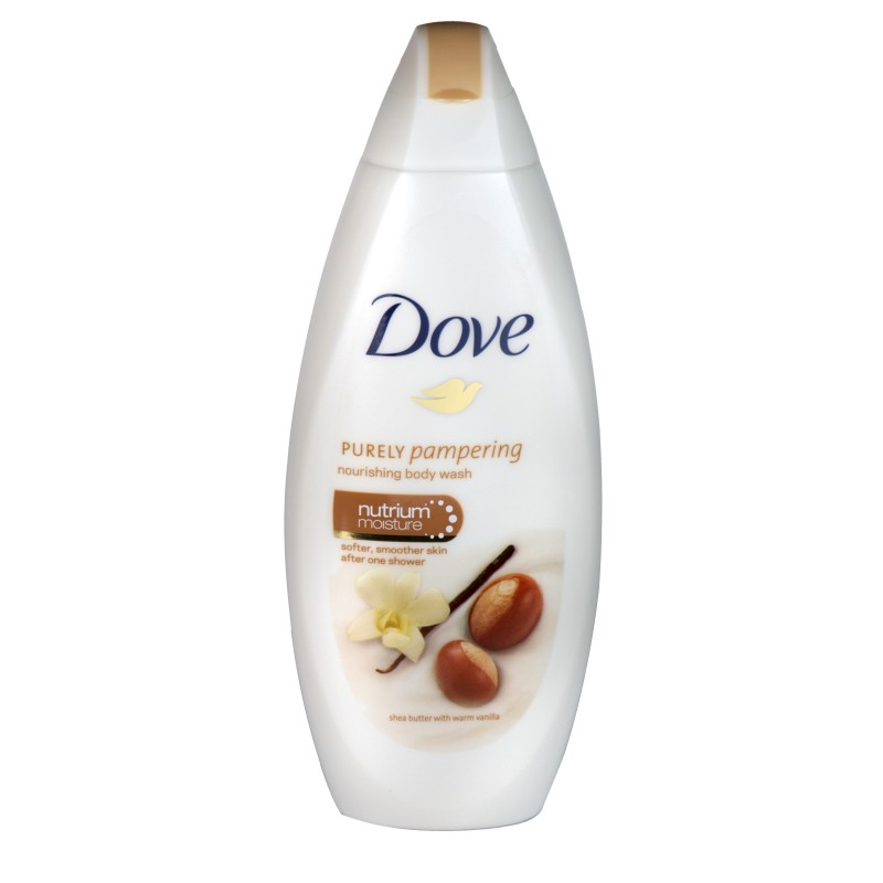 Dove Purely Pampering Nourishing Body Wash With Shea