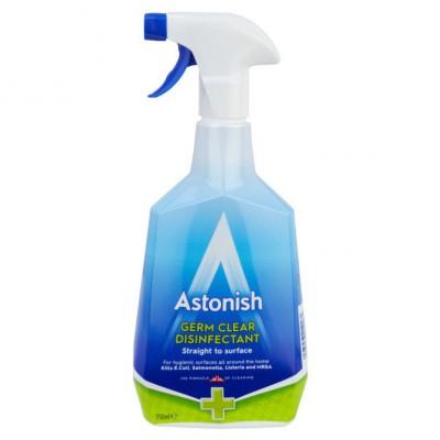 Astonish Germ Clear Disinfectant Spray 750 ml
