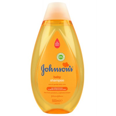 Johnson's Baby Shampoo 500 ml