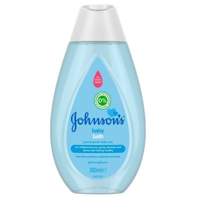 Johnson's Baby Bath 300 ml