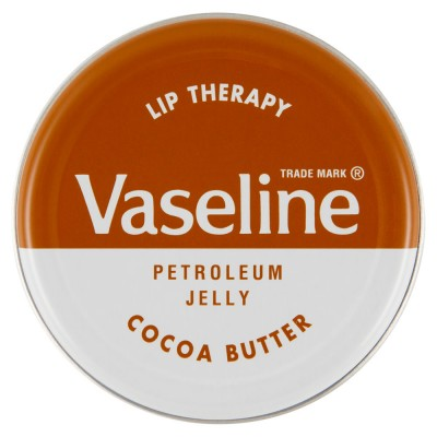 Vaseline Lip Therapy Cocoa Butter 20 g