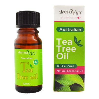 DermaV10 HP Tea Tree Oil 10 ml