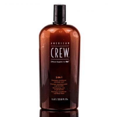 American crew classic 3 in 1 1000 ml for American classic 3