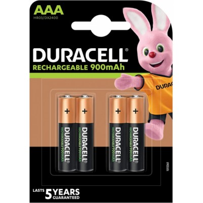 Duracell AAA Recharge Ultra 4 st