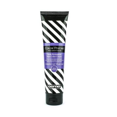 Osmo Color Psycho Semi-Permanent Hair Color Cream Wild Violet 150 ml