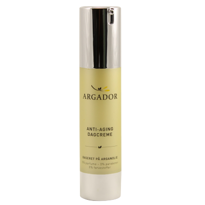 Argador Anti-Aging Day Cream Argan Oil 50 ml