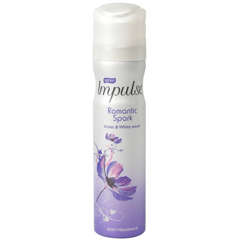 Impulse Romantic Spark 75 Ml 163 1 25