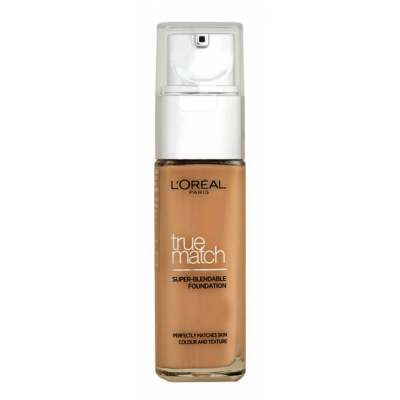 L'Oreal True Match Foundation 3D3W Golden Beige 30 ml