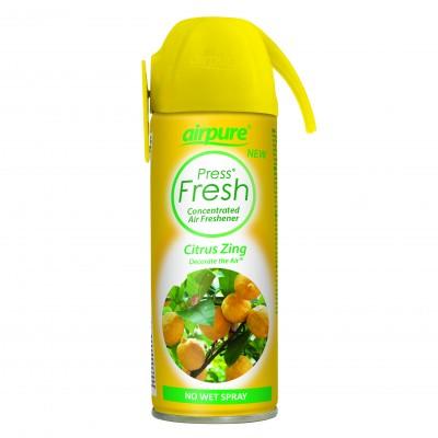 Airpure Press Fresh Citrus 180 ml