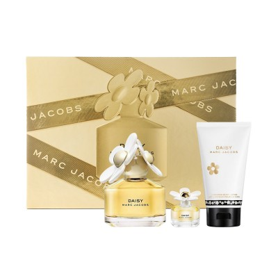 Marc Jacobs Daisy EDT & Body Lotion & Mini EDT 100 ml + 150 ml + 4 ml