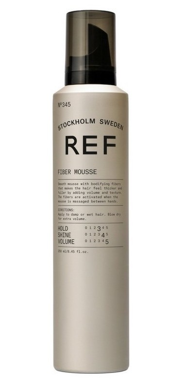 ref 345 fiber mousse
