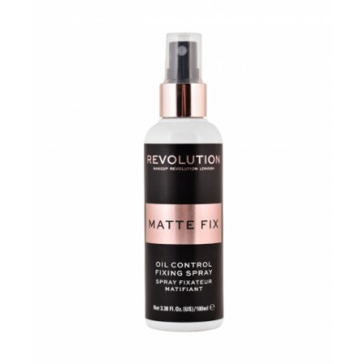Revolution Makeup Matte Fix Fixing Spray 100 ml