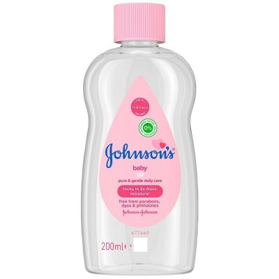 Johnson's Baby Oil 200 ml