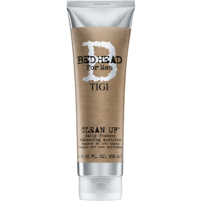 Image of   Tigi Bed Head For Men Clean Up Daily Shampoo 250 ml