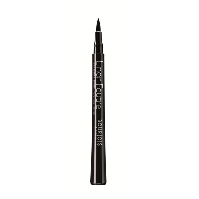 Bourjois liner feutre eyeliner 11 noir 0 8 ml 25 kr for Liner noir