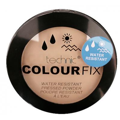 Technic Colour Fix Water Resistant Pressed Powder Porcelain 12 g