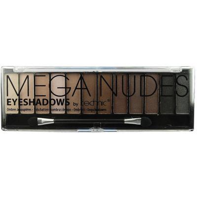 Technic Mega Nudes Eyeshadow Palette 10,8 g