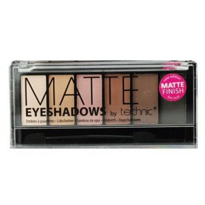 Technic Matte Eyeshadow Palette Nudes 7,5 g