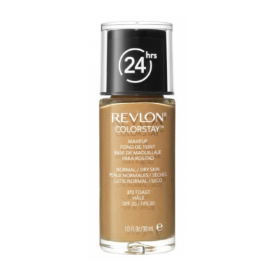 Revlon ColorStay Normal & Dry Skin 370 Toast 30 ml