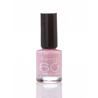 Image of   Rimmel 60 Seconds 262 Ring a Ring O'Roses 8 ml