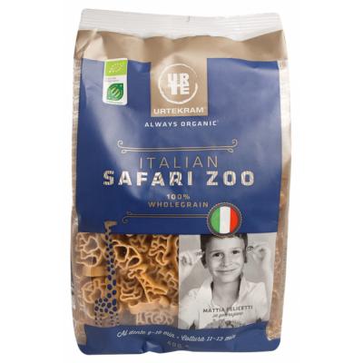 Visualizza prodotto: Urtekram Bio Pasta Safari Zoo 400 g