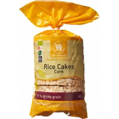 Urtekram Bio Reiswaffeln Mais 100 g