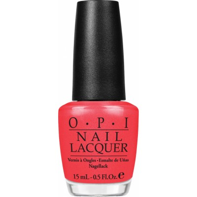 OPI I Eat Mainely Lobster 15 ml
