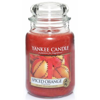 Yankee Candle  Classic Large Spiced Orange 623 g