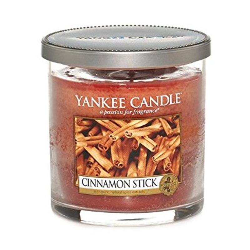 Yankee Candle Small Pillar Cinnamon Stick Candle 198 G