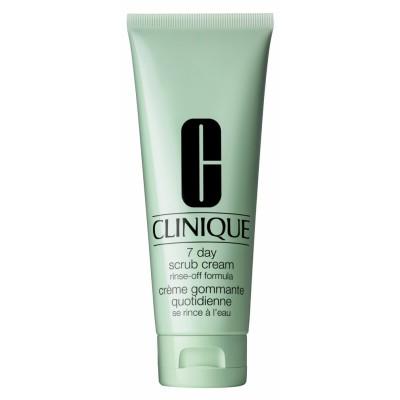 Clinique 7 Day Rinse Off Scrub Cream 100 ml