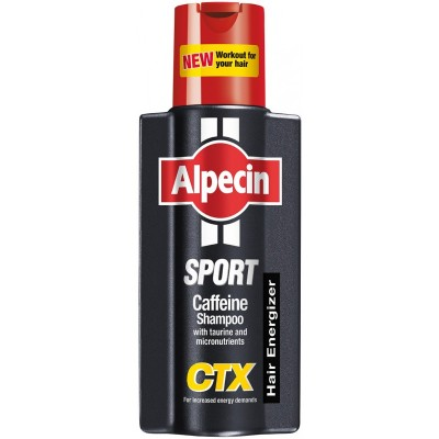 Alpecin Sport Coffein CTX Shampoo 250 ml