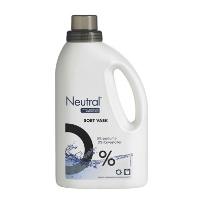 Neutral Liquid Detergent Black 700 ml