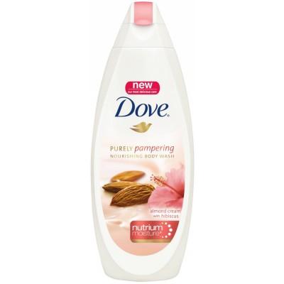 Dove Purely Pampering Almond Cream & Hibiscus Douchegel 700 ml