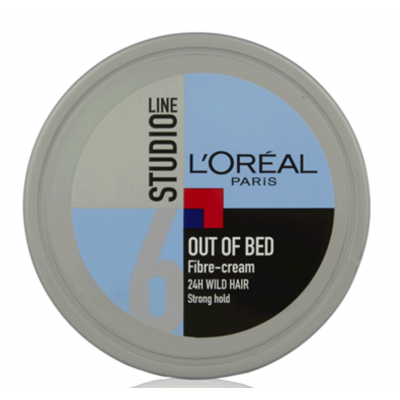L'Oreal Studio Line Out Of Bed Fibre Cream Strong Hold 150 ml