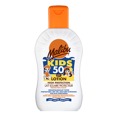 Malibu High Protection Kids Lotion SPF50 200 ml