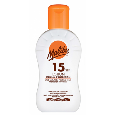 Malibu Sun Lotion SPF15 100 ml