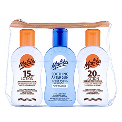 Malibu Travel Sun Set 3 x 100 ml