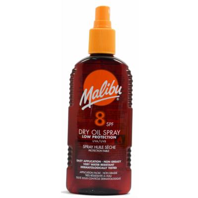 Malibu Dry Oil Spray SPF8 200 ml