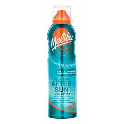 Malibu After Sun Gel Spray 175 ml