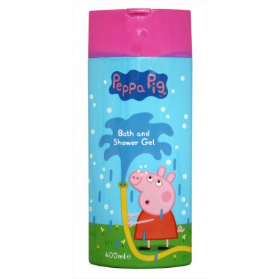 Peppa Pig Bath & Showergel 400 ml