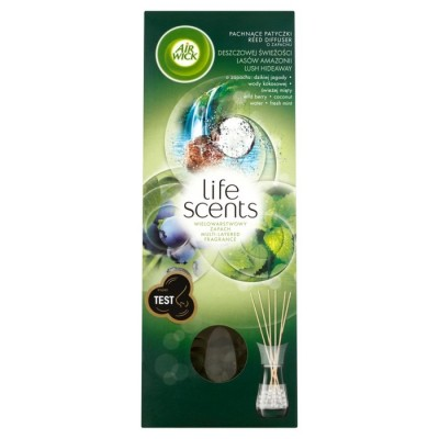 Air Wick Life Scents Reed Diffuser Lush Hideaway 30 ml