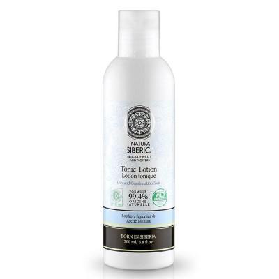 Natura Siberica Tonic Lotion Oily & Combination Skin 200 ml