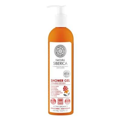 Natura Siberica Vitamins For Skin Showergel 400 ml
