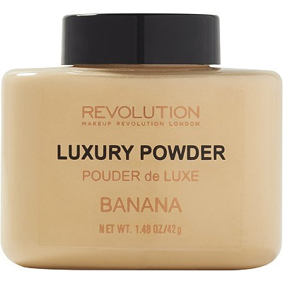 Revolution Makeup Luxury Banana Powder 42 g